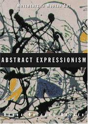 Cover of: Abstract Expressionism (Movements in Modern Art)