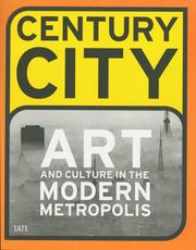 Cover of: Century City | Iwona Blazwick