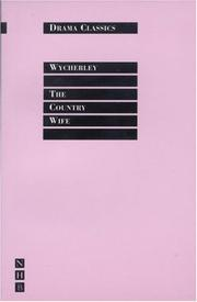 Cover of: The Country Wife (Drama Classics)