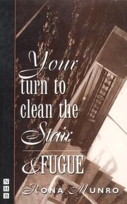 Cover of: Your Turn to Clean the Stair & Fugue: & Fugue (NHB International Collection)
