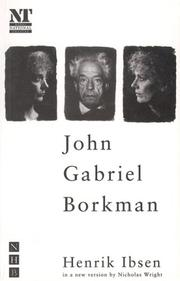 Cover of: John Gabriel Borkman