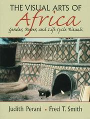 Cover of: The visual arts of Africa