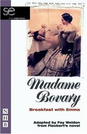 Cover of: Madame Bovary