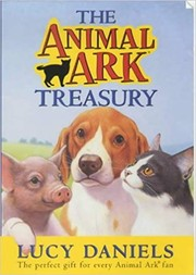 Cover of: The Animal Ark treasury | Lucy Daniels