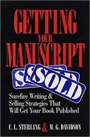 Cover of: Getting your manuscript sold