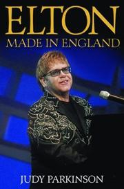 Cover of: Elton, made in England