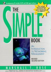 The simple book by Marshall T. Rose