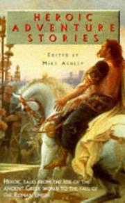 Cover of: Heroic Adventures: Stories from the Golden Age of Greece and Rome