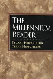 Cover of: Millennium Reader, The | Terry Hirschberg