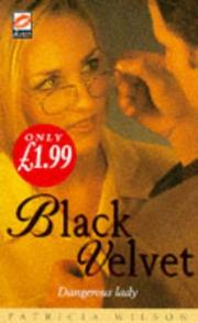 Cover of: Black Velvet (Scarlet)