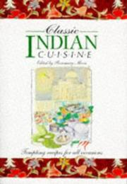 Cover of: Classic Indian Cuisine (Classic Cuisine)