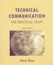 Technical communication by Maris Roze