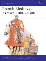 Cover of: French Medieval Armies 1000-1300