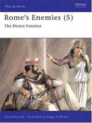 Cover of: Rome's Enemies (5): The Desert Frontier