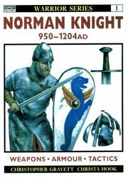 Cover of: Norman Knight AD 950-1204 (Warrior)