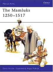 Cover of: The Mamluks 1250-1517