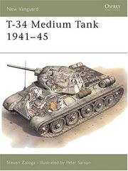 Cover of: T-34/76 Medium Tank 1941-45 | Steven Zaloga