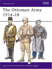 Cover of: The Ottoman Army 1914-18