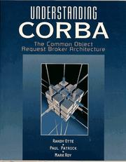 Cover of: Understanding CORBA | Randy Otte