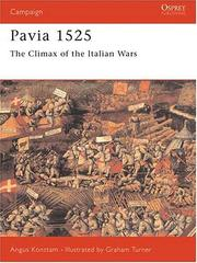 Cover of: Pavia 1525 | Angus Konstam