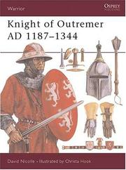 Cover of: Knight of Outremer AD 1187-1344 (Warrior)