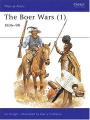 Cover of: The Boer Wars (1): 1836-98 | Ian Knight