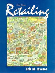 Cover of: Retailing
