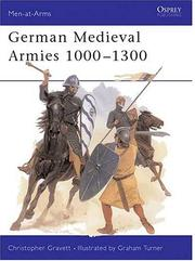 Cover of: German Medieval Armies 1000-1300