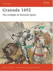 Cover of: Granada 1492 (Campaign Series Number 53)