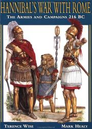 Cover of: Hannibal's War With Rome