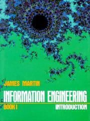 Cover of: Information engineering