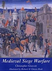 Cover of: Medieval Siege Warfare