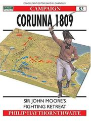 Cover of: Corunna 1809
