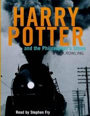 Cover of: Harry Potter and the Philosopher's Stone by