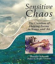 Sensitive Chaos by Theodor Schwenk
