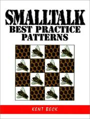 Cover of: Smalltalk best practice patterns