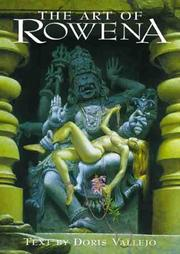 Cover of: art of Rowena | Rowena Morrill