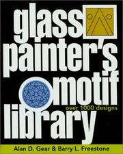 Cover of: Glass Painter