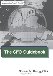 Cover of: The CFO Guidebook
