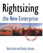 Cover of: Rightsizing the New Enterprise