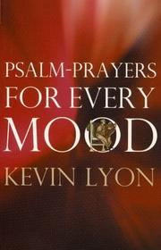 Cover of: Psalm Prayers for Every Mood