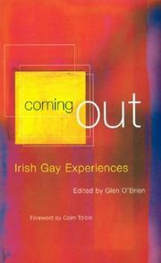 Cover of: Coming Out