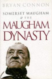 Cover of: Somerset Maugham and the Maugham dynasty