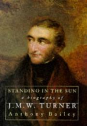 Cover of: Standing in the sun