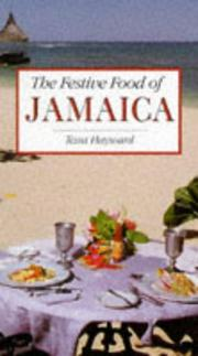 Cover of: The Festive Food of Jamaica (Festive Food) | Tessa Hayward