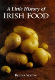 Cover of: A little history of Irish food