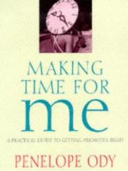 Cover of: Making Time for Me