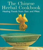 Cover of: The Chinese Herbal Cookbook