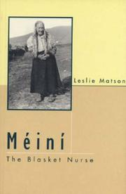 Cover of: Meini