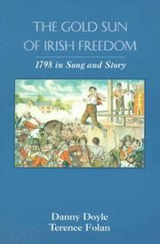 Cover of: The gold sun of Irish freedom